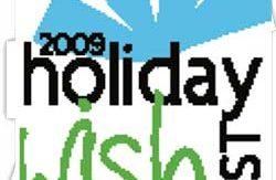 HolidayWishList