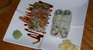 Kyoto-Ka-cooked-sushi-rolls