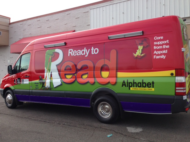 Ready-To-Read.van
