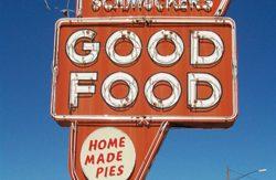 Schmuckers-sign