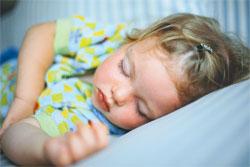 childSleeping