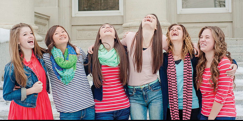 laughing-girls