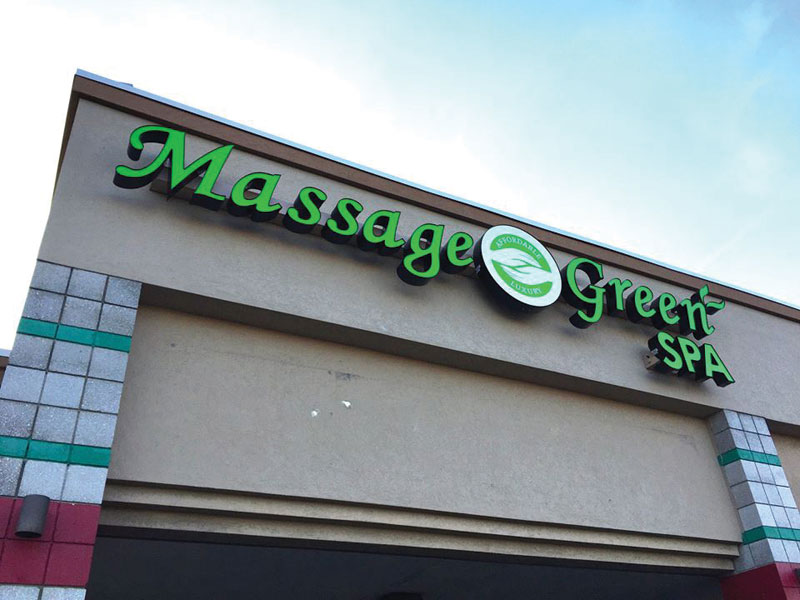 massagegreen