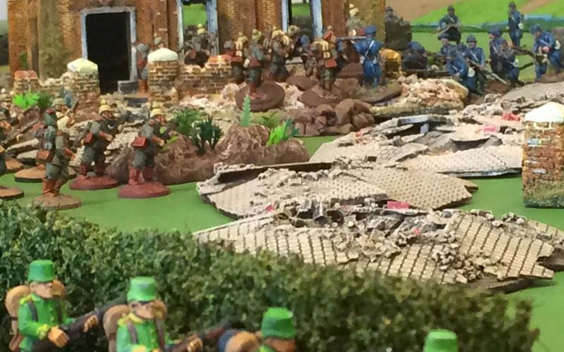 war-reenactment
