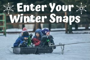 Enter Your Winter Snaps