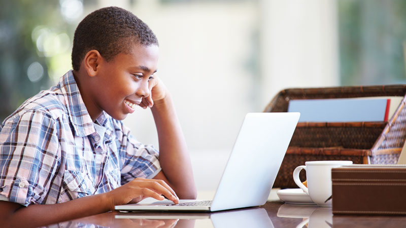 Coding teaches kids to analyze problems, think logically and be persistent about troubleshooting