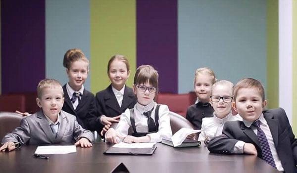Business-kids