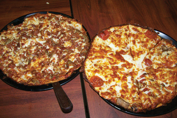 Taste The Tradition Gino S Remains A Toledo Favorite