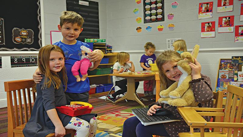 Nursery School Toledo