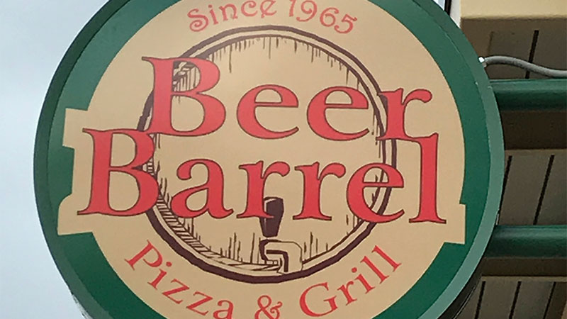 Beer-Barrel-sign