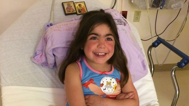 After numerous heart surgeries and complications, Rose Hajjar is now awaiting a heart transplant.