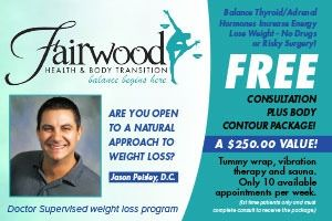 fairwood health widget