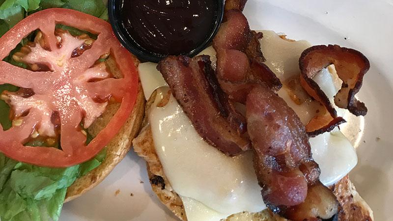 Dale's Chicken Bacon Swiss.