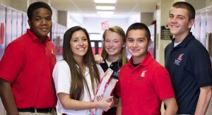 Cardinal Stritch Catholic High School and Academy recently announced a new internship program as part of student graduation requirements, starting next school year.