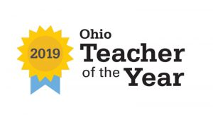 Toledo Public Schools history teacher Mona Al-Hayani was recently named the State of Ohio 2019 Teacher of the Year
