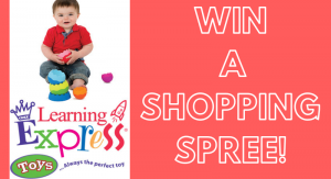 WIN A TOYLANDSHOPPING SPREE!