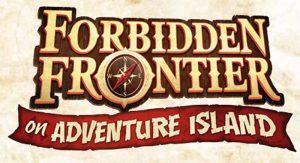 Forbidden Frontier on Adventure Island attraction at Cedar Point.