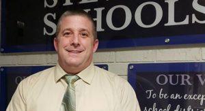 Sylvania Schools Transportation Director Joe Beck