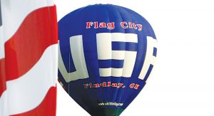 Flag City Balloon Fest