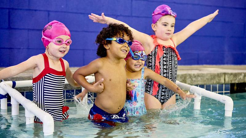 SafeSplash + SwimLabs Swim School