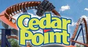 Cedar Point Ranks #1
