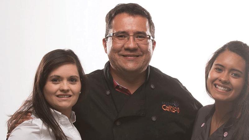 Chef Jose Carlos Mendez