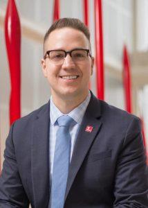 Toledo Lucas County Public Library Director, Jason Kucsma