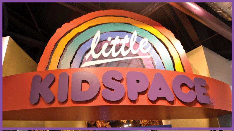 Imagination Station's KIDSPACE
