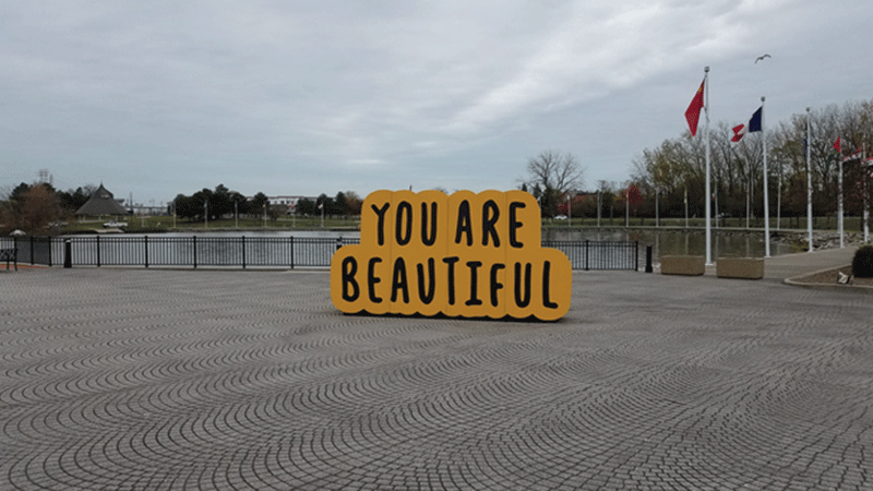 "Matt Hoffman's ""You Are Beautiful"""