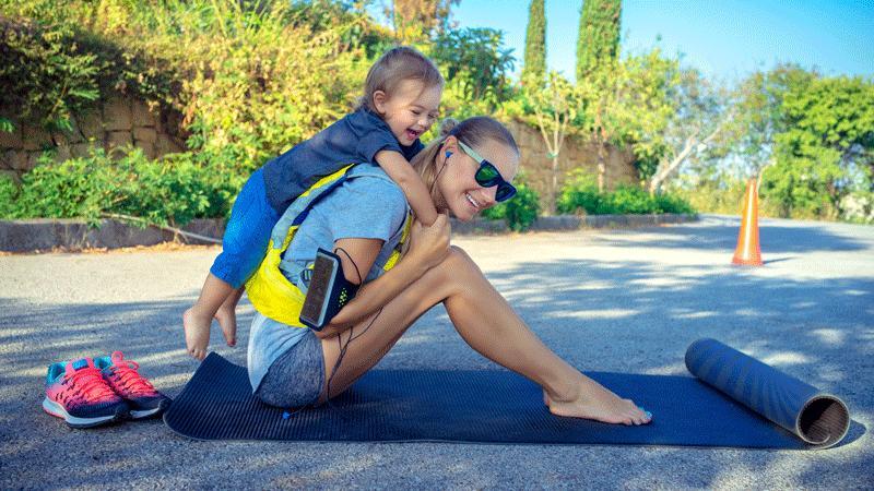 Baby/Toddler & Me Yoga