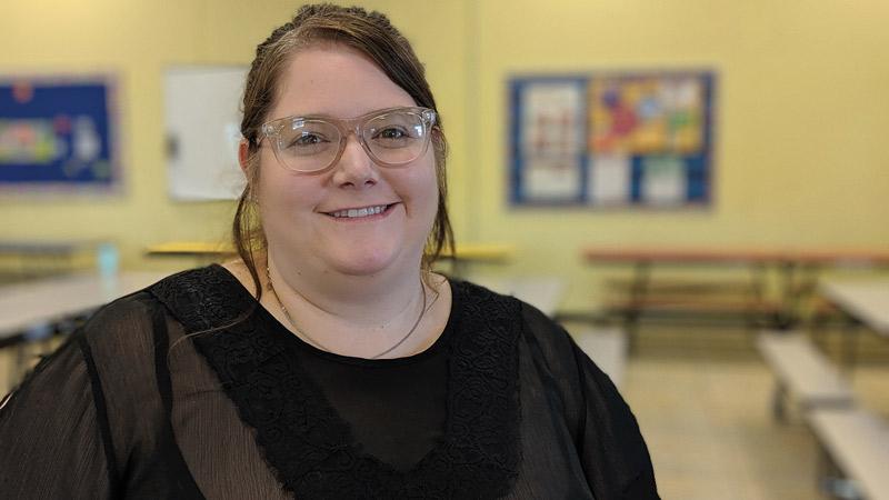 Erin Schreiner, Principal