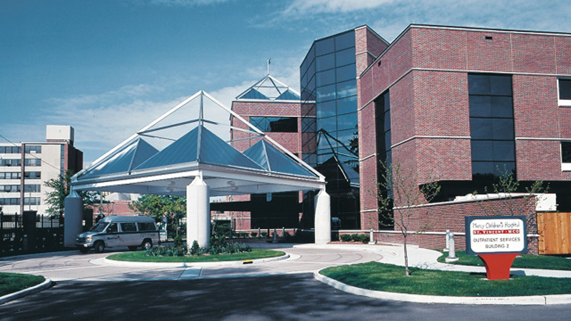 Mercy Health Children's Hospital reverified as a Level II Pediatric Trauma Center