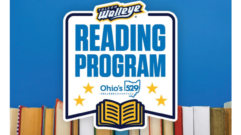 Toledo Walleye Reading Club
