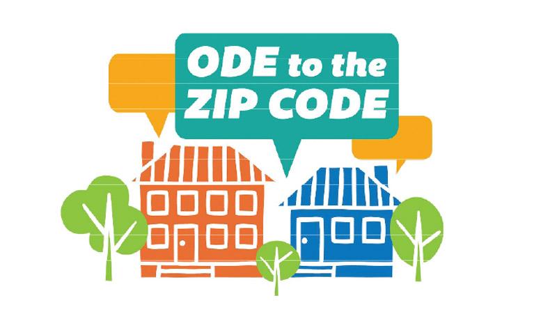 ode to the zip code