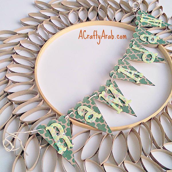 ACraftyArab-Ramadan-Cardboard-Roll-Wreath-Tutorial5