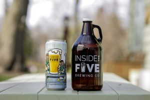 Inside the Five, Sylvania brewery & restaurant