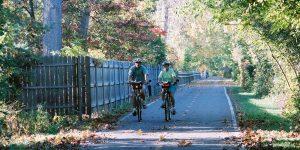 University Parks Trail